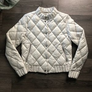 Sage Collective Angel Puffer Coat